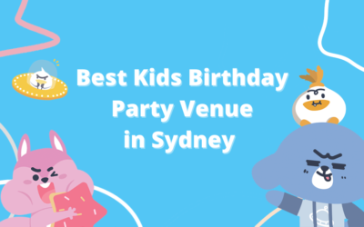 6 Reasons Planet Mino is the Best Venue to Organise a Kids Party in Sydney